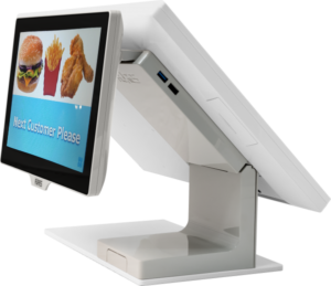 Brand New Design POS Hardware System From £1250 (Including EPOS Software & Customer Display)