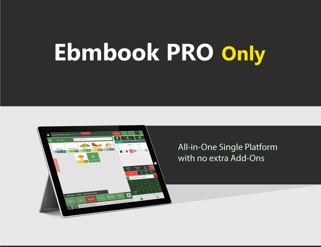 Ebmbook Server Only - EPOS Server Only